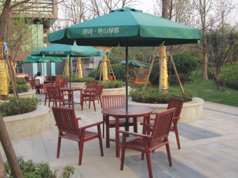 朗诗户外桌椅伞 - 南京海新户外休闲用品有限公司